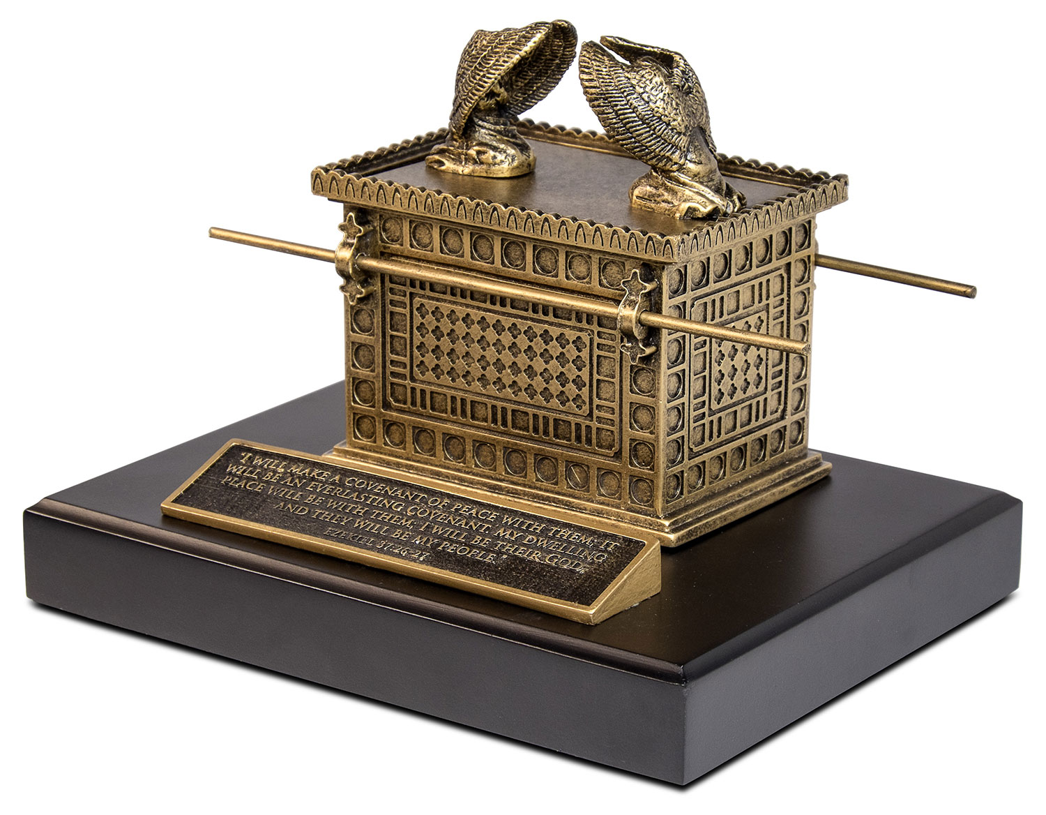 Ark of the Covenant Sculpture