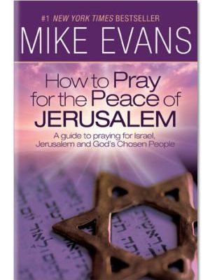 How to Pray for the Peace of Jerusalem booklet