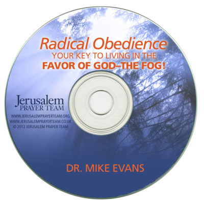 Radical Obedience: Living in the Favor of God CD